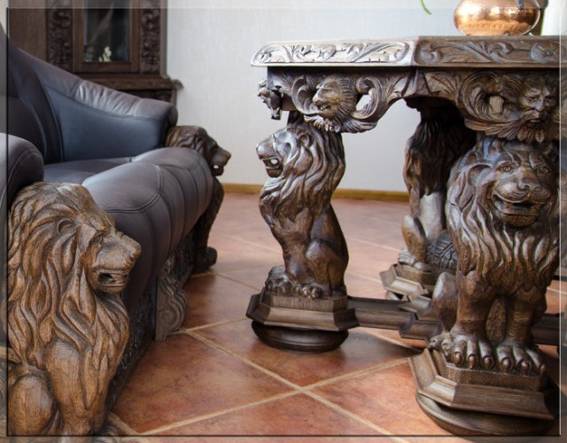 Die Danziger Möbel