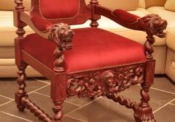 Fotel dla Biskupa