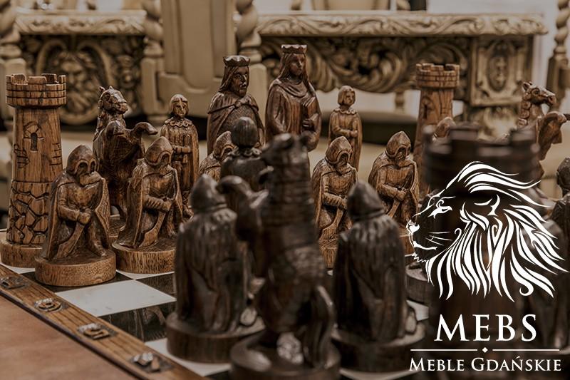 Gra w szachy goniec