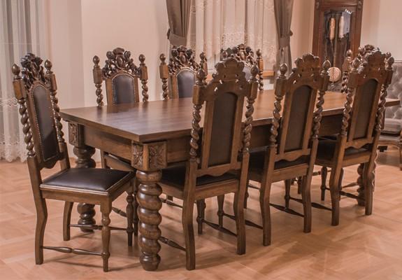 Krzesła Stylizowane Meble Stylowe Na Zamówienie