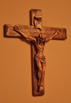 Krzyż w starym stylu