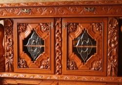 Meble stylizowane na stare meble gdańskie