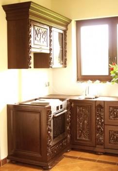 Projekty stylowych mebli kuchennych