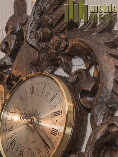 zegarek rzeźbiony
